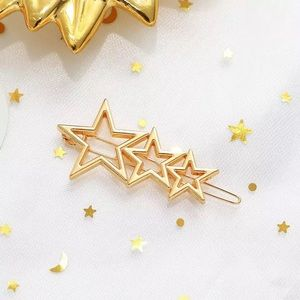 Accessories - Golden Stars Hair Pin Accessory